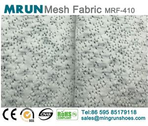2018 new 3D knit mesh fabric
