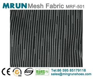 2018 new flyknit mesh fabric polyest knit mesh