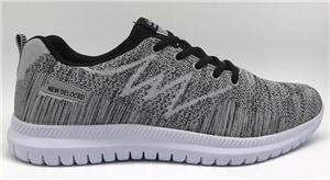 Men flyknit sports shoes