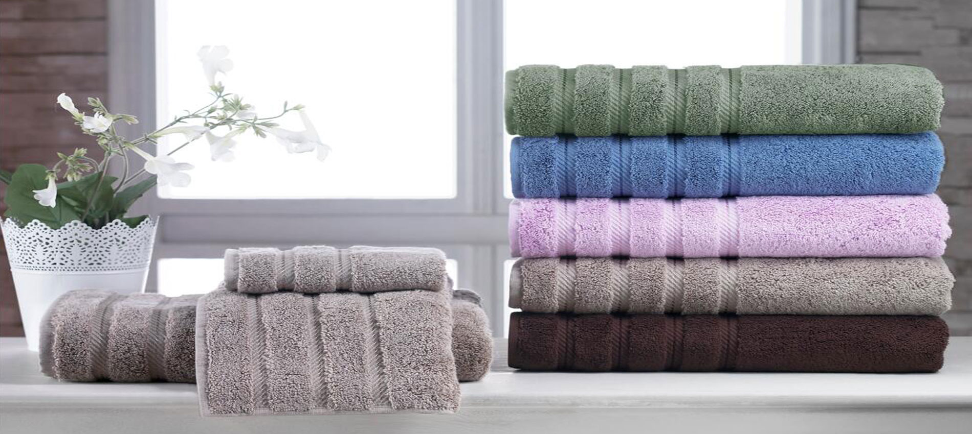 Household Towel Sets