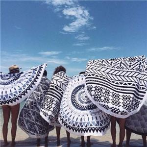 High quality Round Beach Towel Quotes,China Round Beach Towel Factory,Round Beach Towel Purchasing