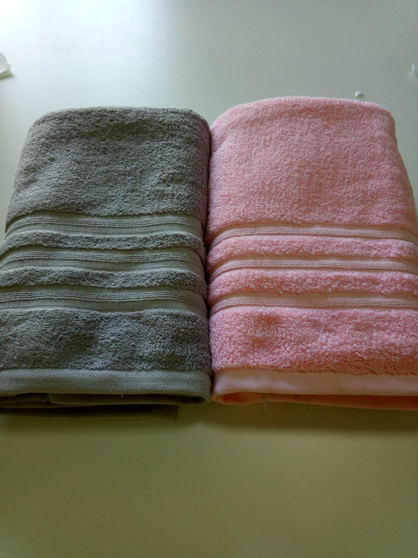 our company new design 100% cotton towel set