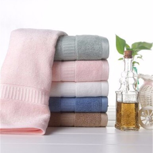 New Design 70 bamboo 30 cotton towel