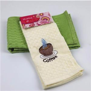 High quality Embroidered coffee towel Quotes,China Embroidered coffee towel Factory,Embroidered coffee towel Purchasing