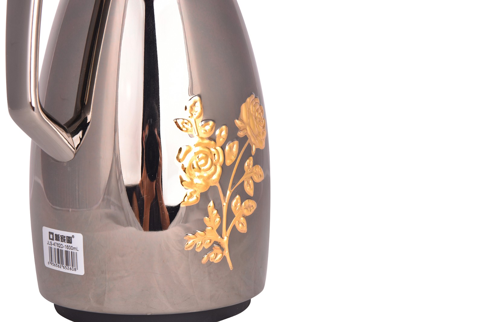 High quality Inside the glass liner outside the stainless steel embossed coffee pot Quotes,China Inside the glass liner outside the stainless steel embossed coffee pot Factory,Inside the glass liner outside the stainless steel embossed coffee pot Purchasing