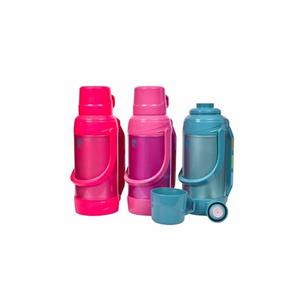 3.2L glass liner barrel body color steel thermos