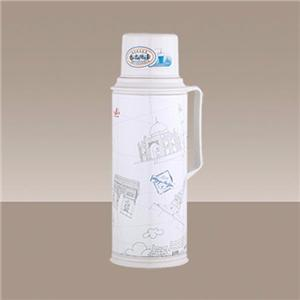 2.0L glass inner iron thermos