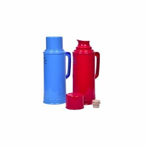 2.0L glass liner plastic thermos