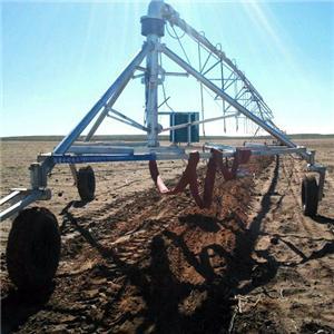 2017 New Three Wheel Towing Irrigation System