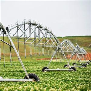 Modern Towing Irrigation System