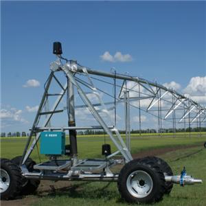 Farm Four Wheel Linear Move Irrigation System