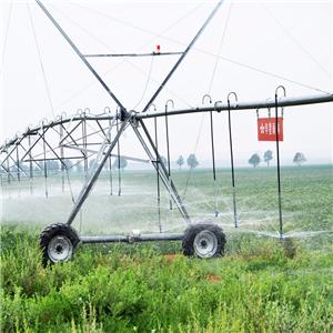 Modern Linear Move Irrigation System