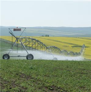 Agriculture Center Pivot Irrigation System