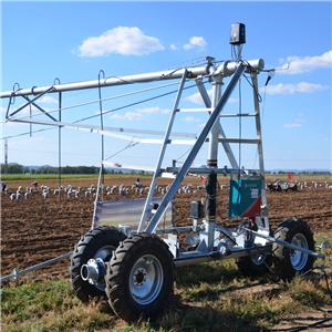 Yulin Four Wheel Linear Move Irrigation System