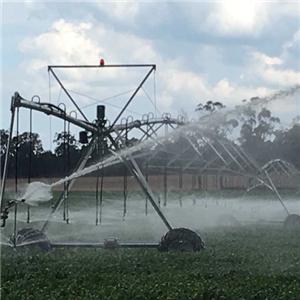 Farm Center Pivot Irrigation System