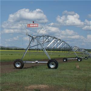 Galvanized Center Pivot Irrigation System