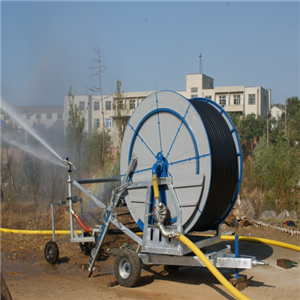 Water Sprinkler Reel Irrigation Machine