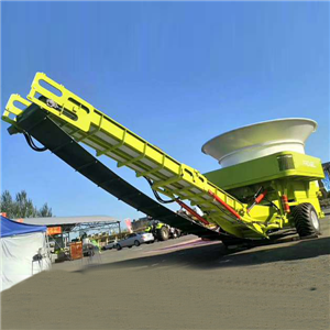 Large Scale Grass Pulverizer F100-1