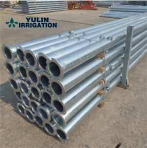 High quality Galvanization Span Parts from Chinese
