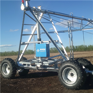 Four Wheel Linear Move Irrigation Machine