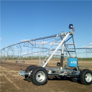 Four Wheel Lateral Move Irrigation Machine