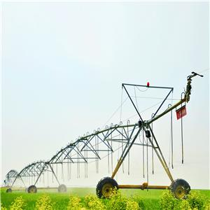 Automatic Center Pivot Irrigation Systems