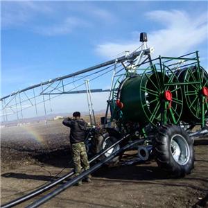 Used Small Scale Underground Center Pivot Irrigation Equipment