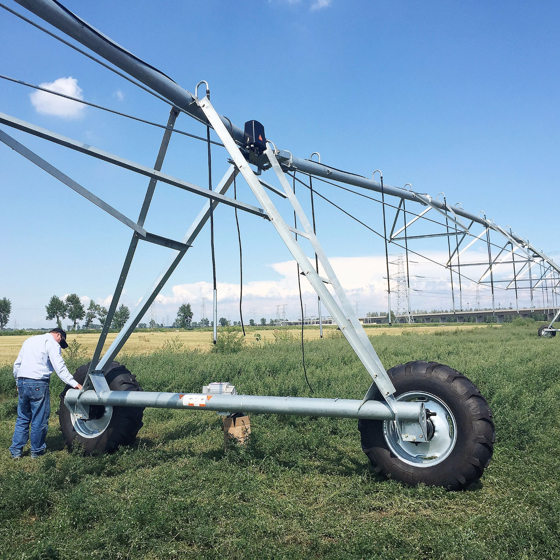 Fixed Center Pivot Irrigation System Quotes Manufacturers, Fixed Center Pivot Irrigation System Quotes Factory, Supply Fixed Center Pivot Irrigation System Quotes
