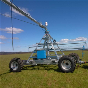Field Four Wheel Move Rotating irrigation system
