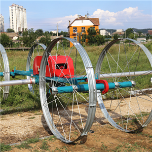 saideroll Wheel Poweroll Irrigation System