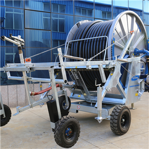 irrigation hose reel system quote