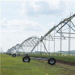 Automatic Center Pivot Irrigation System