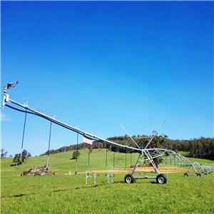 Suppliers irrigation par pivot system for crops