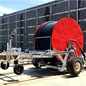2021 Travelling Irrigation System sprinkler gun/ new 75-300tx Hose Reel Irrigation System and Traveling Irrigator rain Gun
