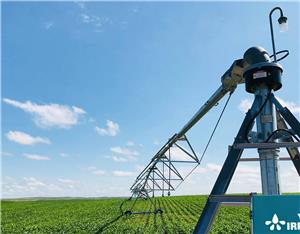 Suppliers High quality pivot irrigation machine