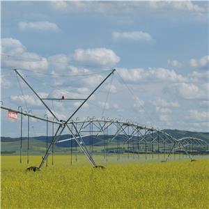 Center Pivot Irrigation System Design