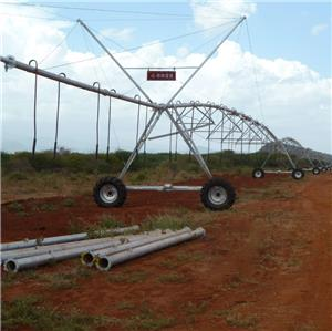 2018 Yulin Commercial Center Pivot Farm Irrigation System