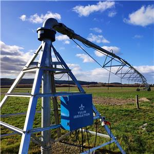 2021 China Yulin Commercial Center Pivot Farm Irrigation System For Sale