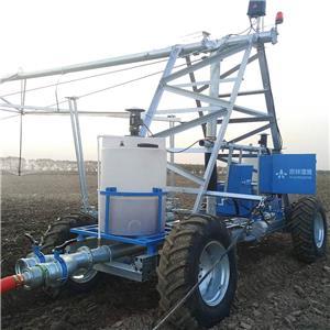 China irrigation pesticide spray tank sale with pivot center irrigation