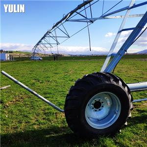High quality new center pivot irrigation tires and used tires for sale