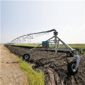 2022 New Three Wheel Towing Irrigation System From China Factory