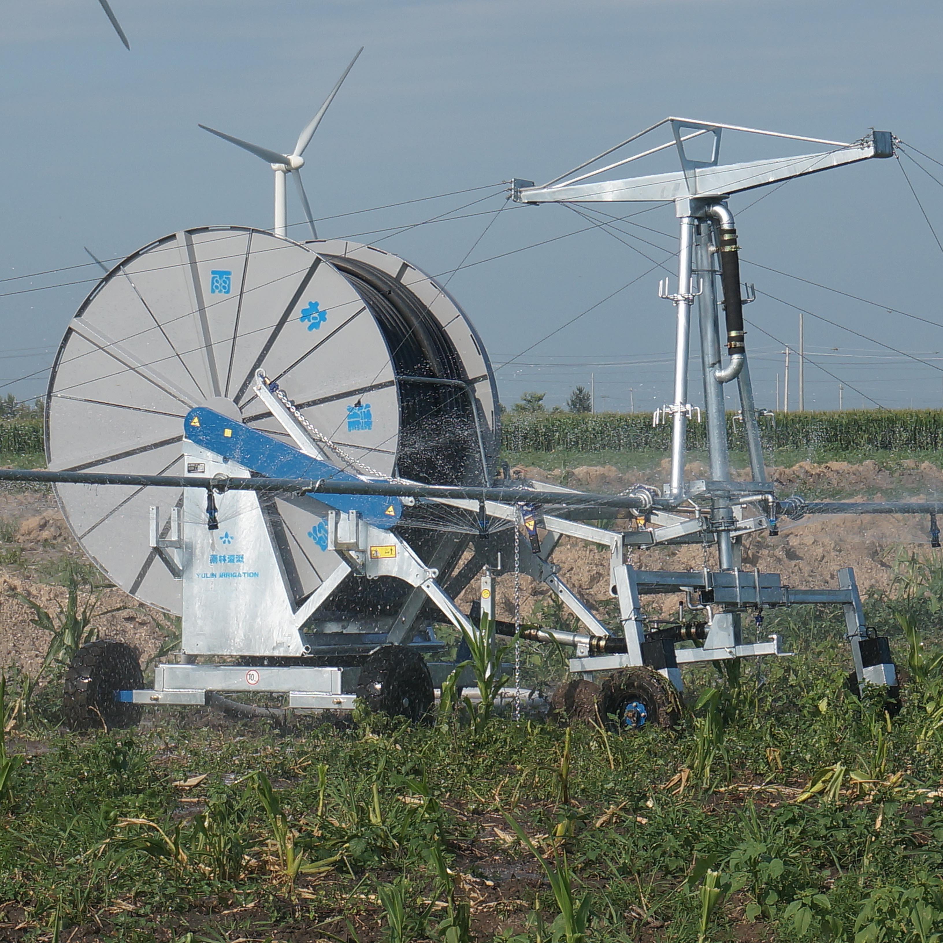 Water Sprinkler Hose Reel Irrigation Machine With Boom Manufacturers, Water Sprinkler Hose Reel Irrigation Machine With Boom Factory, Supply Water Sprinkler Hose Reel Irrigation Machine With Boom