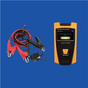 Portable Battery Analyzer