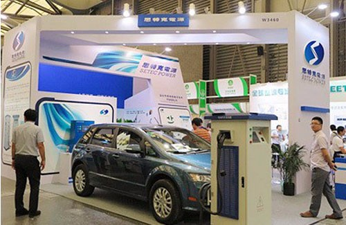Charger Station for GBT/20234 EV in Chinese cities