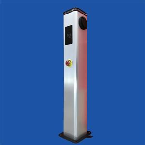 Ground Mounted Dual 22kw AC Charger