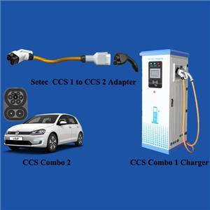 CCS1 to CCS2 Adapter