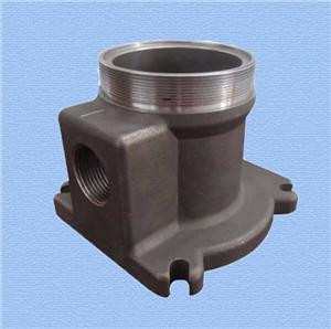 Ductile Iron Casting Pump Housing