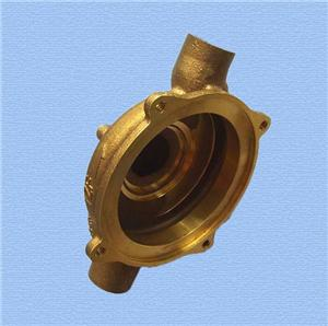 Brass Pump Cover