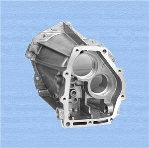 Agricultural machinery tractor part gearbox housing