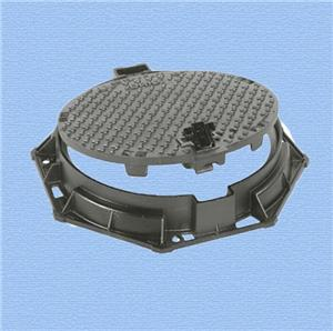 Ductile iron or Grey Iron Casting Manhole Cover
